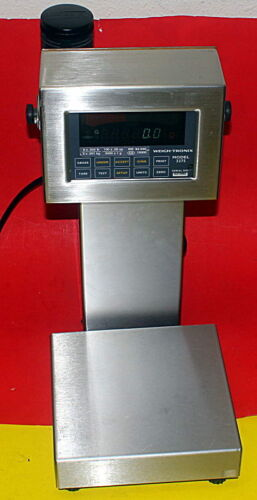 Avery Weigh Tronix 3275 6x 0.002lb Stainless Steel Scale Checkweigher 4xAvail