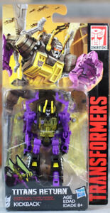 Transformers generations insecticons x 3 factory sealed