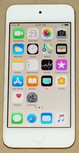 New - Never Used - Apple Gold 16GB iPod Touch 6th Generation