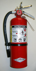 New ABC Fire Extinguishers for sale London Ontario image 1