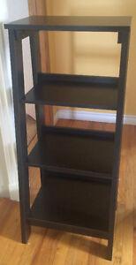 Sauder Beginnings 3-Shelf Bookcase!  Espresso