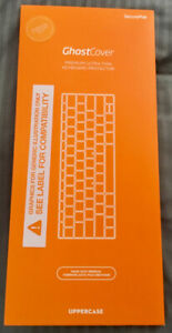 UPPERCASE GhostCover KEYBOARD PROTECTOR - New in Package