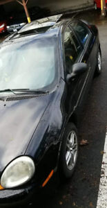 2002 Chrysler Neon Sedan