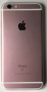 Cell Phone ROSE GOLD: iPhone 6S FACTORY UNLOCKED16 GB in origin