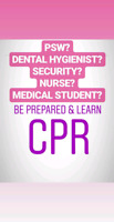 LEARN CPR/BLS/AED