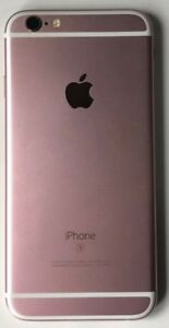 Cell Phone ROSE GOLD: iPhone 6S FACTORY UNLOCKED - - ORIGINAL, n