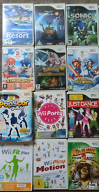 36 Wii games prices depends on the games