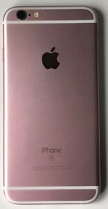 Cell Phone ROSE GOLD: iPhone 6S FACTORY UNLOCKED -  - ORIGINAL,