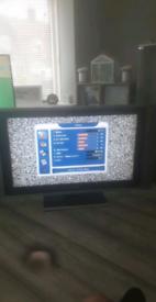 "Baird 42""lcd hd ready tv no remote"