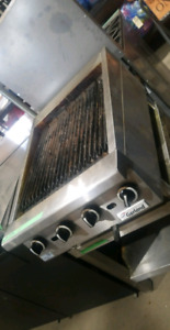 GALAND Griller !,COUNTER TOP .STAINLESS STEEL.SAVE