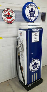 Toronto Maple Leafs Kustom Gun Locker, Gas Pump, Storage Cabinet