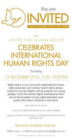 INTERNATION HUMAN RIGHTS DAY