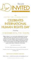 INTERNATION HUMAN RIGHTS DAY
