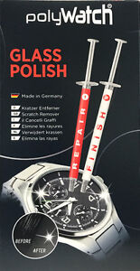 Polywatch for removing scratches from plastic & glass for SALE!
