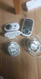 Motorola baby monitor.