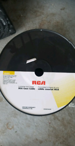 RG6 Coaxial Cable RCA