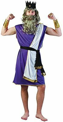 König Neptun,See Gut Kostüm,Erwachsene - Gute Herren Kostüm