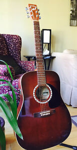Canadian-made Art & Lutherie Acoustic Guitar