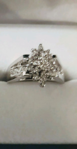 Lost my engagement ring in Pickering