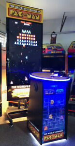 Arcade Game Machine -with 60 Inch Screen and Plays 60 Games