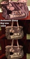 Juicy couture / gucci purses