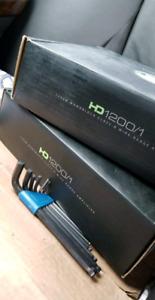 Jl audio HD 1200/1