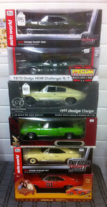 Nice Dodge Mopar Collector Diecast cars--$85 and up--BNIB------