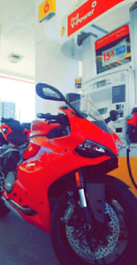 New 2015 Ducati 899 Pinagale w/Safety+Delivery+Gear+CHEAP INSUR