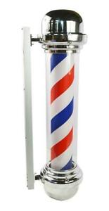 110V Barber Shop Led Lamp Barber Pole LED Hair Salon  NO.239043