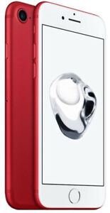 Apple iPhone 7, 128gb Excellent condition special Red Edition