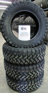 35X12.50R20 Comforter CF3000 (100% TREAD) (4 TIRES) NOTHING BUT