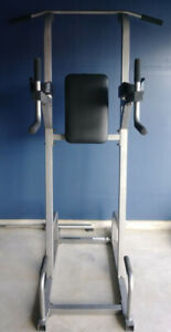 Parabody Power Tower. Pull-up, dips station