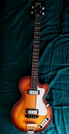 Hofner Ignition Club Bass