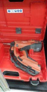 PISTOLET SCELLANT HILTI GX120 DISPONIBLE SEULEMENT 399.95$