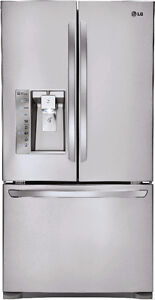 Réfrigérateur de 24 pi³ Stainless LG ( LFXC24726S )