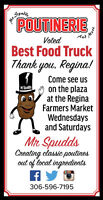 Mr.Spudds Poutinerie And More Food Truck