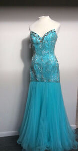 Brand New Tags Attached Stunning Sherri Hill Dress- Size 0