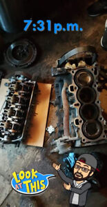 Lot de pieces Honda civic SE 1999 manuel
