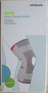 Ottobock Genu Direxa Stable 8375N Medical Knee Support, Size - S
