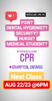 CPR CERTIFICATE..GET IT ON 22 OR 23 AUG 6PM