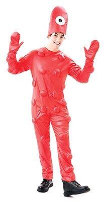 Yo Gabba Gabba Muno Adult Mens - Adult Muno Costume