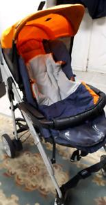 Stroller, and bassinet European