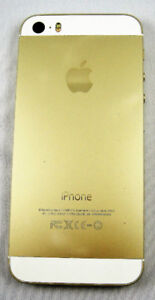 Iphone 5s Gold 32GB A1533 does not turn on