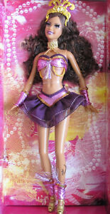 2006 BARBIE DOLL FESTIVALS OF THE WORLD BRAZIL CARNIVAL NIB
