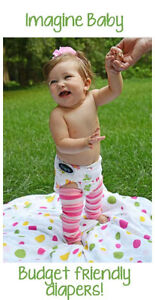 Imagine Baby Jump Start Pack - A whole day of diaper changes!