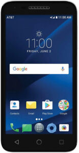 Alcatel CAMEOX 4G LTE with 16GB UNLOCKED BRAND NEW..