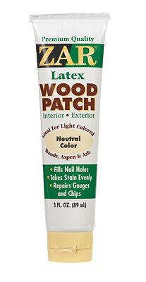 Zar Wood Patch - ZAR  Neutral  Latex Wood Patch  3 oz.