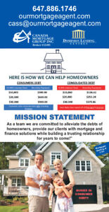 MORTGAGE AND FINANCE SOLUTIONS