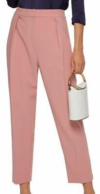 WOW! New Tags Roksanda dusty pink pant size 10 $1260
