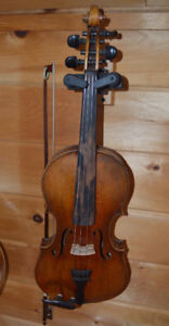 100 Year Old German Violin